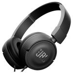 Наушники с микрофоном JBL T450 [JBLT450BLK]