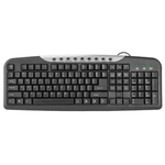 Клавиатура Defender HM-830 Black USB