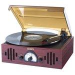 Виниловый проигрыватель ION Audio TRIO LP Black