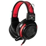 Наушники с микрофоном Oklick HS-G300 Armageddon (черный/красный)
