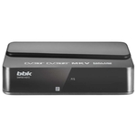 Ресивер DVB-T2 BBK SMP001HDT2 Black