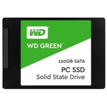 Накопитель SSD 120GB WD GREEN WDS120G1G0A