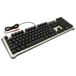 Клавиатура A4 Bloody B840 черный, черный