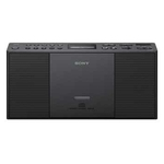 Аудиомагнитола Sony ZS-PE60 черный