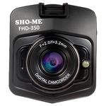 Автомобильный видеорегистратор Sho-Me FHD-350 Black