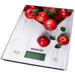 Кухонные весы MARTA MT-1634 коктейль