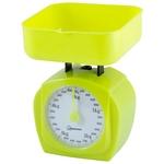 Кухонные весы HomeStar HS-3005М салатовый (002800)