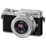 Фотоаппарат Panasonic Lumix DMC-GX800K + 12-32mm Silver