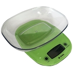 Кухонные весы Delta KCE-33 серебритый