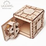 Сборная модель Ugears Сейф 70011