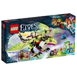 Конструктор Lego Elves Дракон Короля Гоблинов 41183