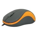 Мышь Defender Accura MS-970 (оранжевый/серый)