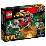 Конструктор Lego Super Heroes Нападение Тазерфейса 76079