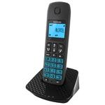 Радиотелефон Alcatel E192 (черный)