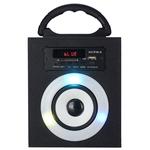Аудиомагнитола Supra BTS-550 Black