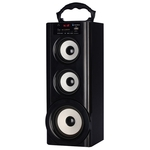 Аудиомагнитола Supra BTS-950 Black
