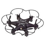 Квадрокоптер Mioshi Tech 3D Мини-дрон 6Х Black (MTE1209-021)