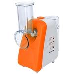 Кухонный комбайн Kitfort KT-1318-2 (оранжевый)