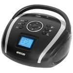 Портативная аудиосистема Mystery BM-6004UB (черный)