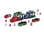 Набор игрушечных автомобилей Dickie Трейлер 203745001