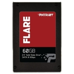 Жест.диск SSD Patriot Blaze 60GB PFL60GS25SSDR 2.5