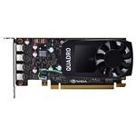 Видеокарта PNY Quadro P600 DVI 2GB GDDR5 [VCQP600DVI-PB]