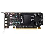 Видеокарта PNY Quadro P400 DVI 2GB GDDR5 [VCQP400DVI-PB]