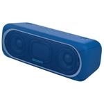 Беспроводная портативная акустика Sony SRS-XB30 (Голубая)