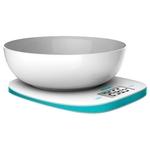 Кухонные весы Atlanta ATH-6210 белый/голубой