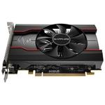 Видеокарта Sapphire AMD Radeon RX 550 2G OC (550 11268-03-20G) 2048Mb