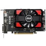 Видеокарта ASUS Phoenix Radeon RX 550 4GB GDDR5 (PH-RX550-4G-M7)