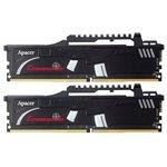 Оперативная память DDR4 16GB KITof2 PC-21300 2666MHz Apacer Commando (EK.16GAV.GEAK2) CL16