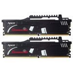 Оперативная память DDR4 16GB KITof4 PC-22400 2800MHz Apacer Commando (EK.16GAW.GFAK2) CL16
