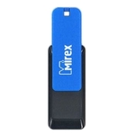 4GB USB Drive Mirex CITY BLUE (13600-FMUCIB04)