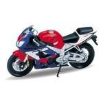 Модель 1:18 Honda CBR 900RR Fireblade Welly 12164PW