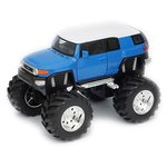Модель 1:34-1:39 Toyota FJ Cruiser Welly 47003GW