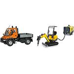 Набор игрушечных автомобилей Dickie Набор дорожной техники 203828005