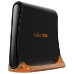 Беспроводной маршрутизатор Mikrotik RouterBOARD hAP mini [RB931-2nD]