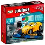 Конструктор Lego Juniors Гоночный тренажёр Крус Рамирес 10731