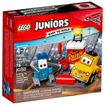 Конструктор Lego Juniors Пит-стоп Гвидо и Луиджи 10732