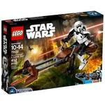Конструктор LEGO Star Wars 75532 Штурмовик-разведчик на спидере