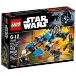 Конструктор Lego Star Wars Спидер охотника за головами 75167