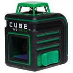 Нивелир ADA Instruments CUBE 360 Green ULTIMATE EDITION A00470