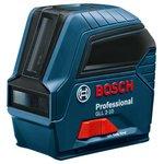 Лазерный нивелир Bosch GLL 2-10 Professional (0601063L00) + чехол