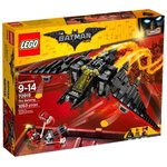 Конструктор LEGO Movie Batman: Бэтмолёт 70916