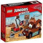 Конструктор Lego Juniors Свалка Мэтра 10733