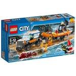Конструктор LEGO City Внедорожник 4х4 команды быстрого реагирования 60165