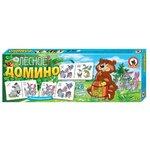 Настольная игра Русский Стиль Домино Лесное 03195