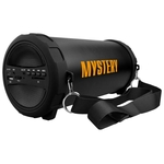 Аудиомагнитола Mystery MBA-733UB Black