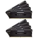 Оперативная память Corsair Vengeance RGB 8x8GB DDR4 PC4-21300 [CMR64GX4M8A2666C16]